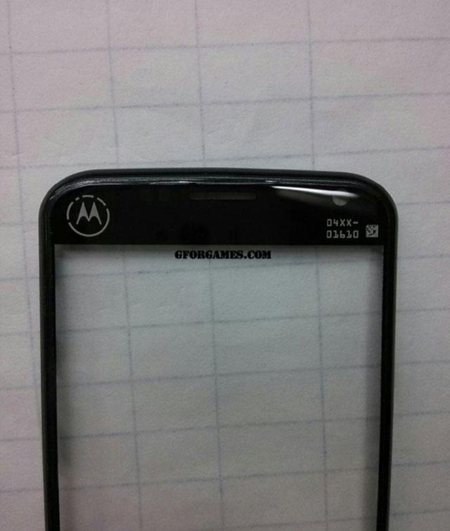 Moto X : une quatrième photo