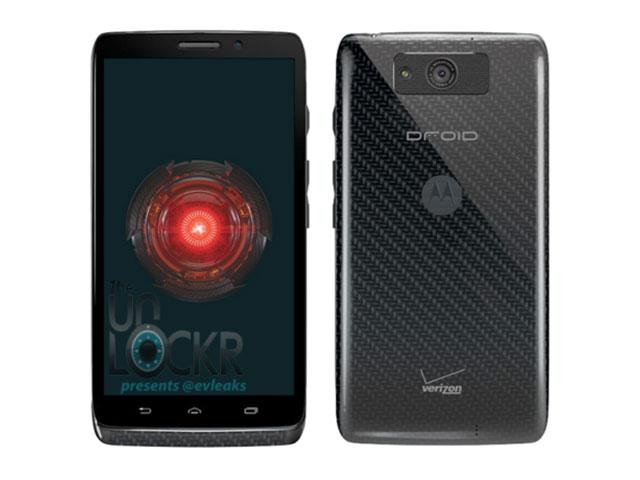 Rendu Motorola Droid Ultra
