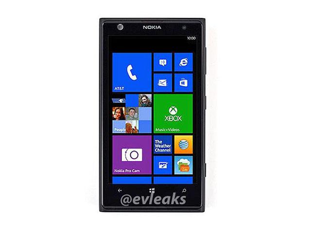 Rendu Nokia EOS