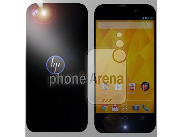 Smartphone HP