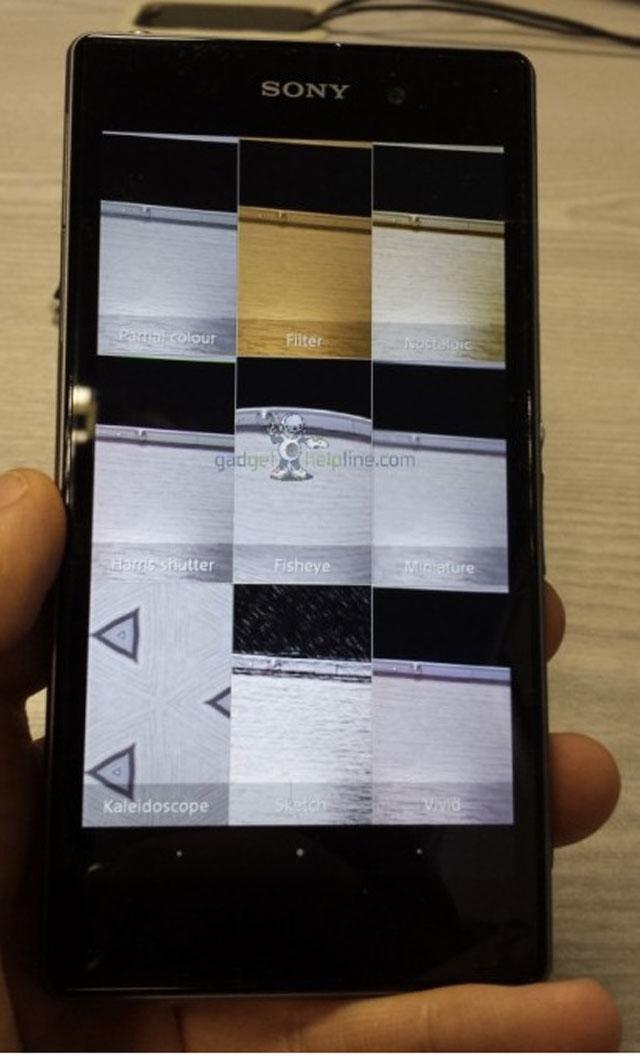 Sony Xperia i1 Honami : une quatrième photo