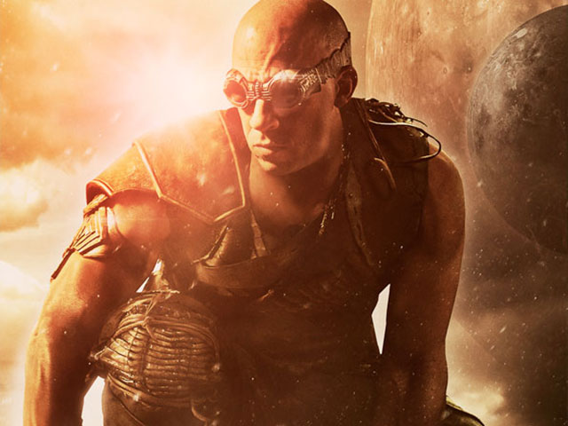 Spot TV Riddick