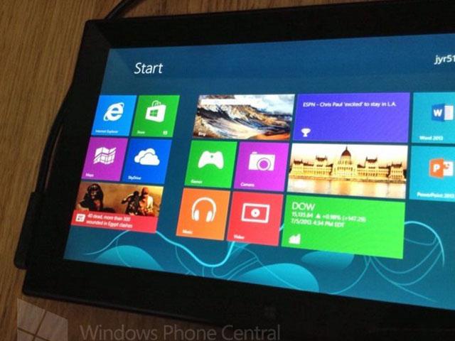 Tablette Nokia : une seconde image