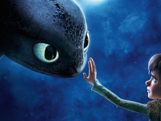 Teaser How to Train Your Dragon 2