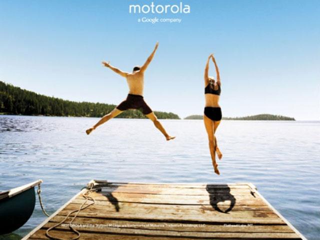 Lancement Moto X
