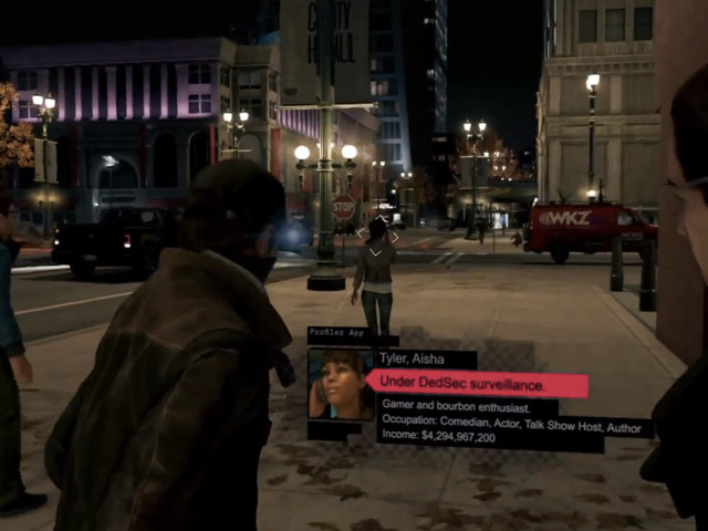 Trailer bizarre Watch Dogs