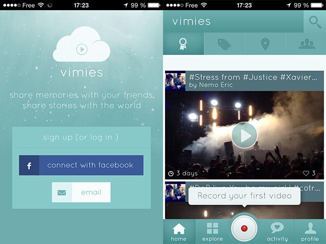 Vimies iOS