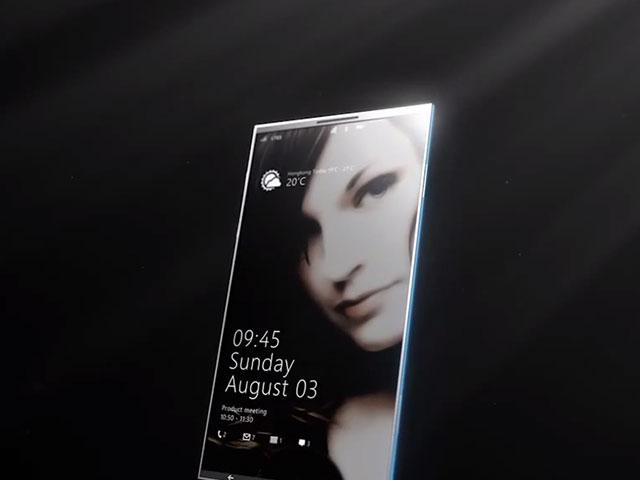 Windows Phone N Surface