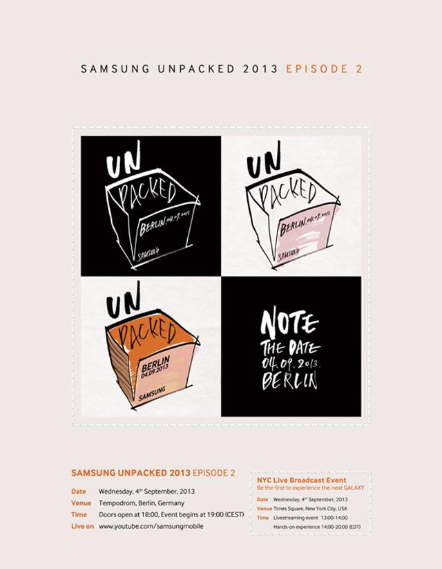 Samsung Unpacked Event Episode 2