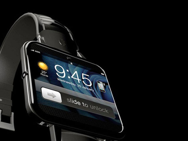 iWatch Apple Passif
