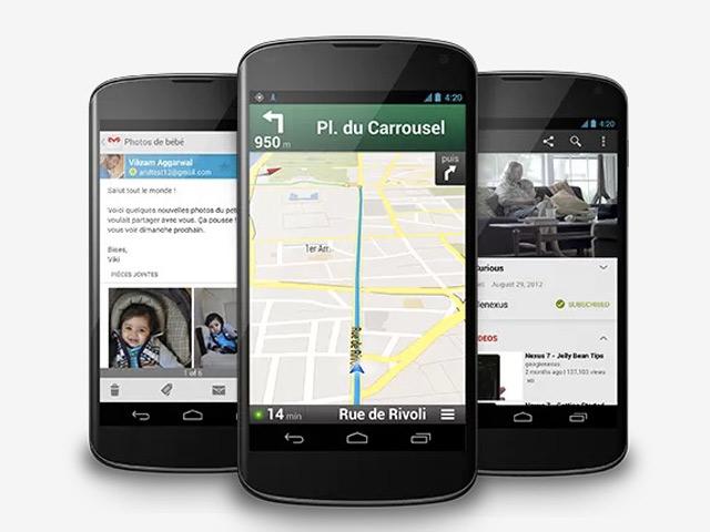 Baisse prix Nexus 4