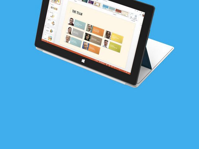 Baisse prix Surface Pro