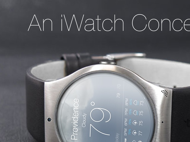 Concept iWatch Stephen