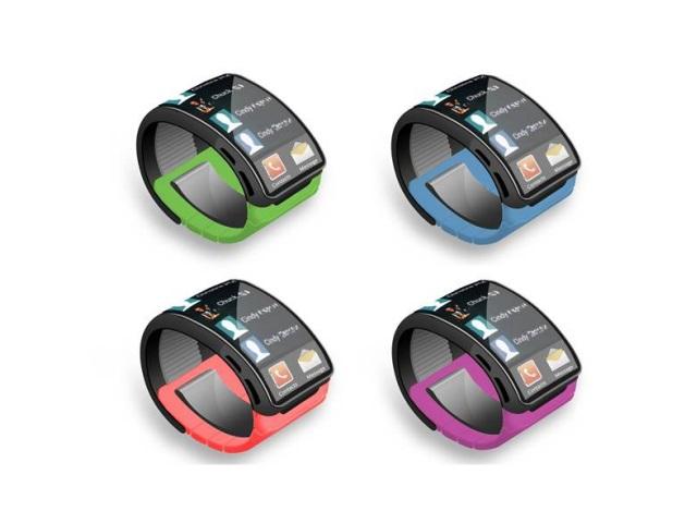 Concept Samsung Gear : une troisième image