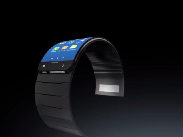 Samsung Gear : un très beau concept en vidéo