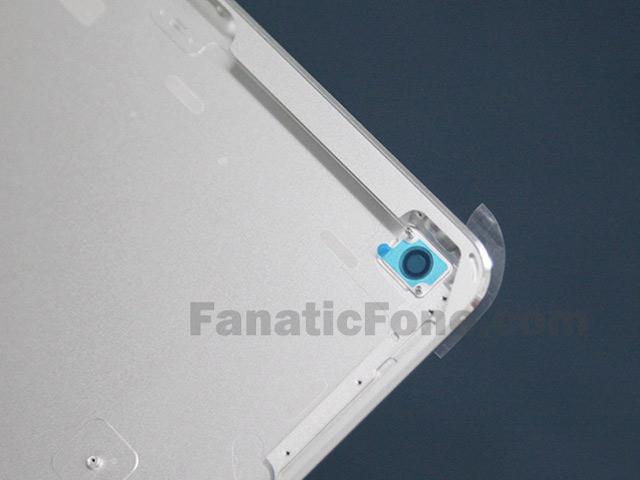 Coque arrière iPad 5 : une troisième image