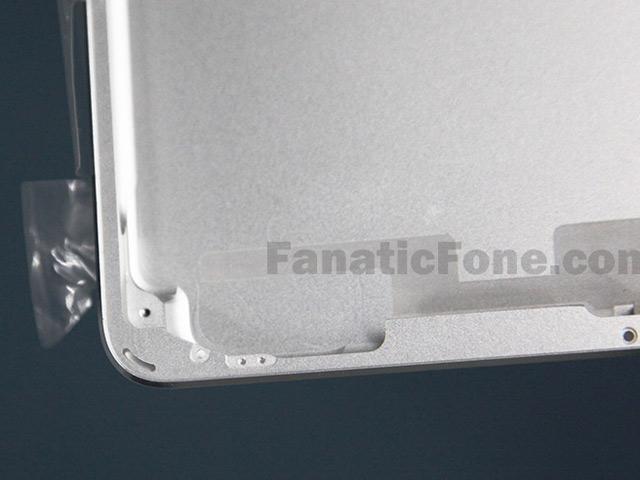 Coque arrière iPad 5 : une quatrième image