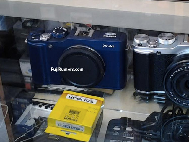 Photo Fujifilm X-A1