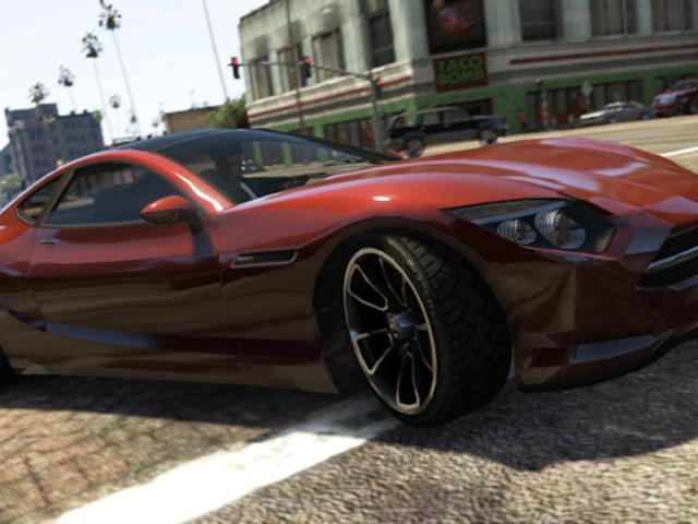 GTA 5 : la voiture Khamelion