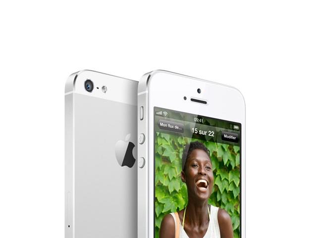 iPhone 5 128 Go