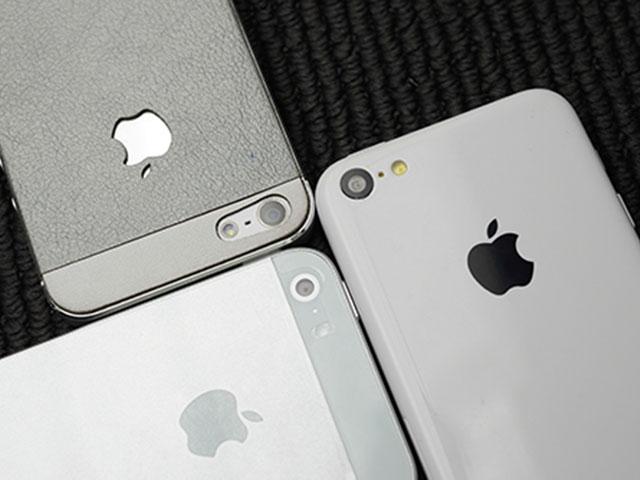 iPhone 5C & iPhone 5S : une première photo