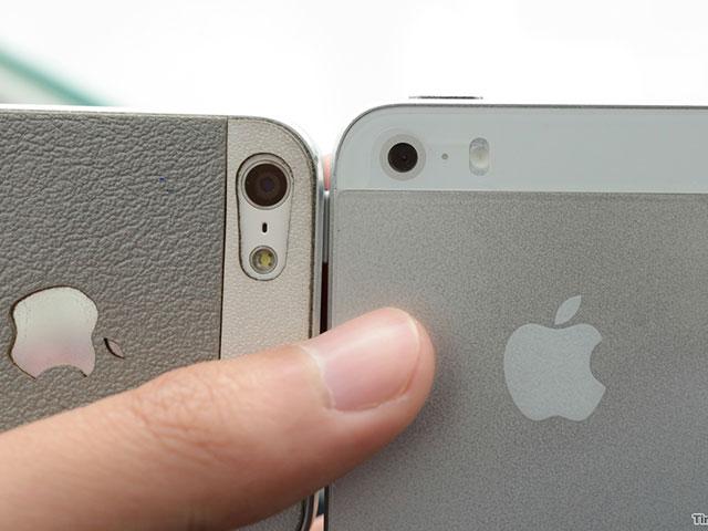 iPhone 5C & iPhone 5S : une douzième photo
