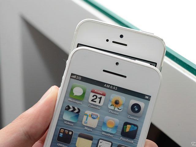 iPhone 5C & iPhone 5S : une quatorzième photo