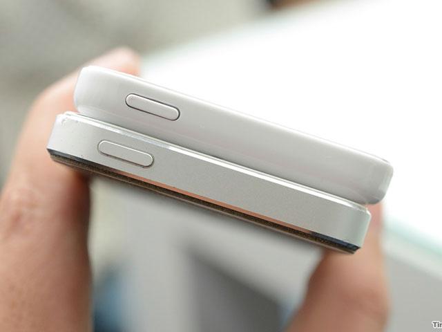 iPhone 5C & iPhone 5S : une seizième photo