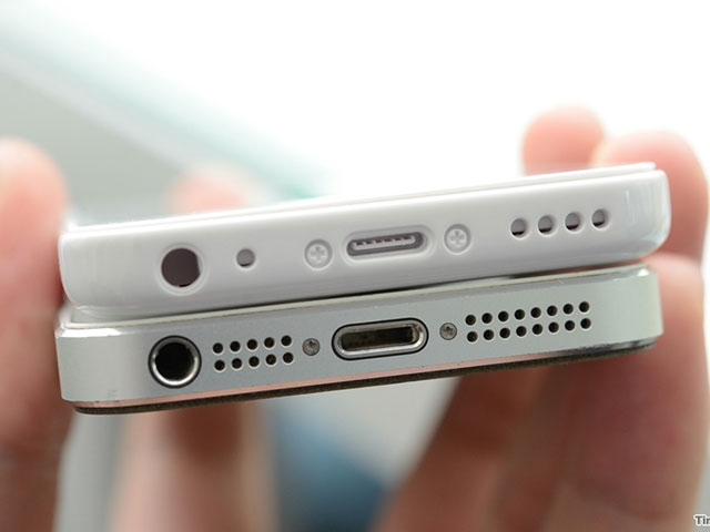 iPhone 5C & iPhone 5S : une dix-huitième photo