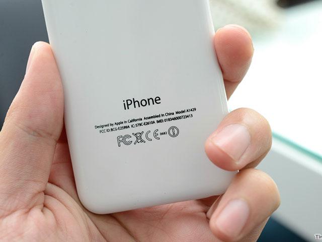 iPhone 5C & iPhone 5S : une vingième photo