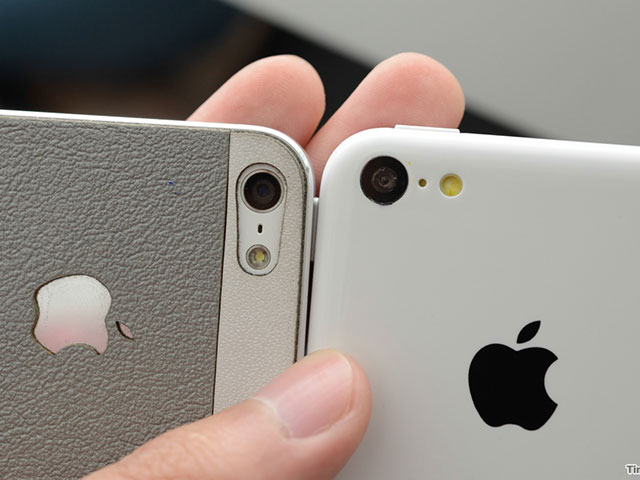 iPhone 5C & iPhone 5S : une 23ème photo