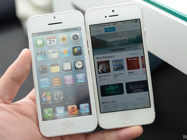 iPhone 5C & iPhone 5S : une troisième photo