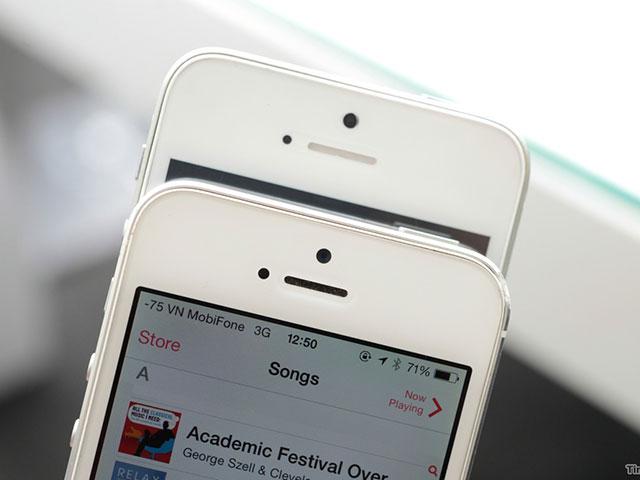 iPhone 5C & iPhone 5S : une sixième photo