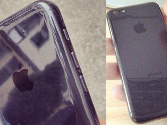 iPhone 5C noir