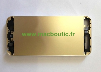 iPhone 5S or : une première image