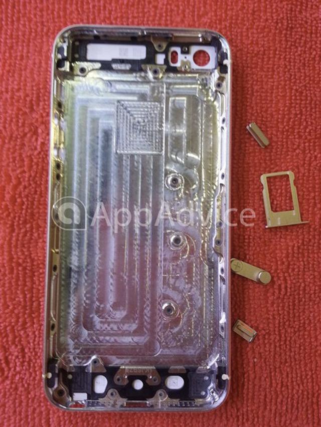 iPhone 5S Gold / Champagne : une troisième image