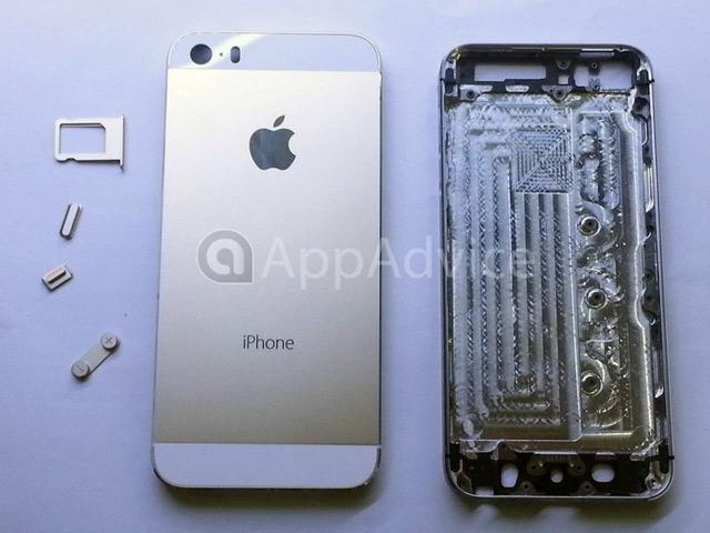 iPhone 5S Gold / Champagne : une cinquième image