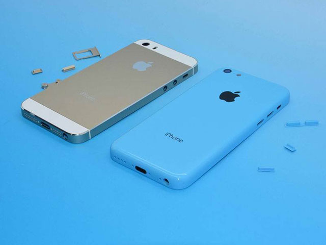 iPhone 5S & iPhone 5C : une troisième image