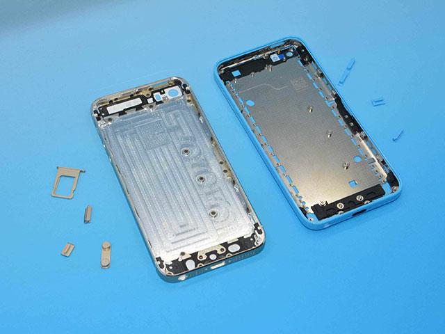 iPhone 5S & iPhone 5C : une quatrième image