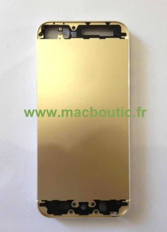 iPhone 5S or : une seconde image