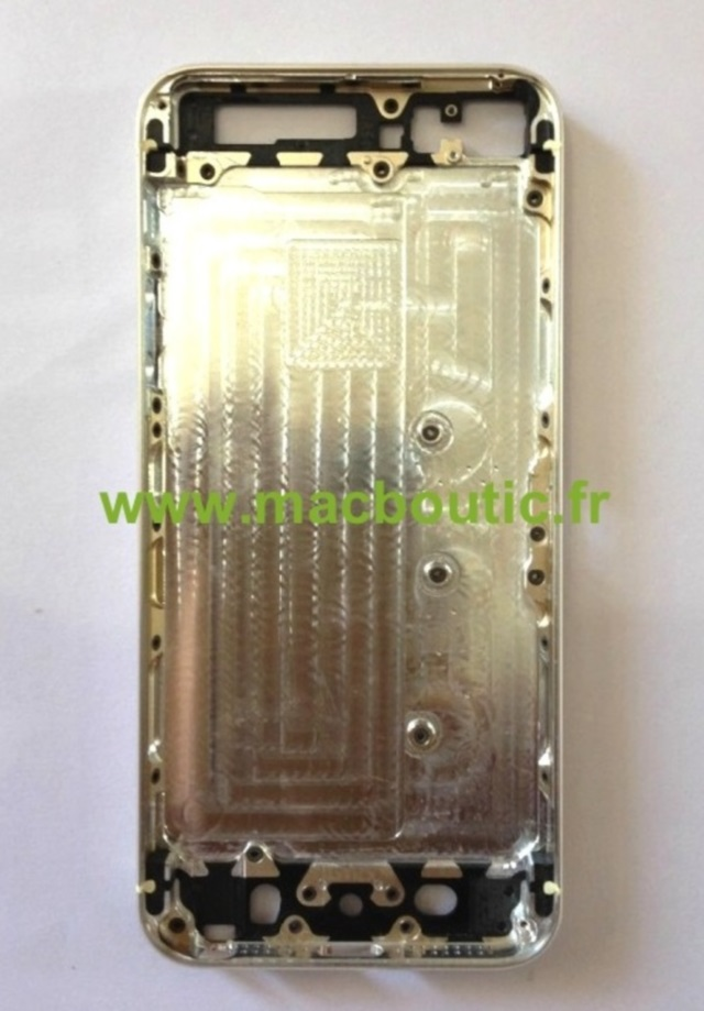 iPhone 5S or : une troisième image