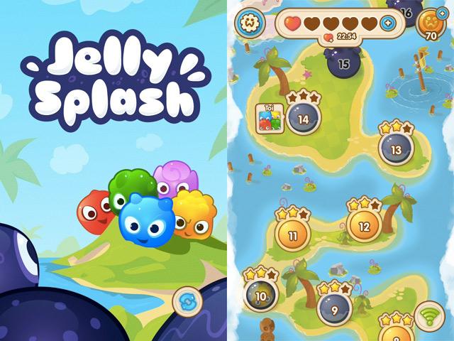 Jelly Splash : une première image