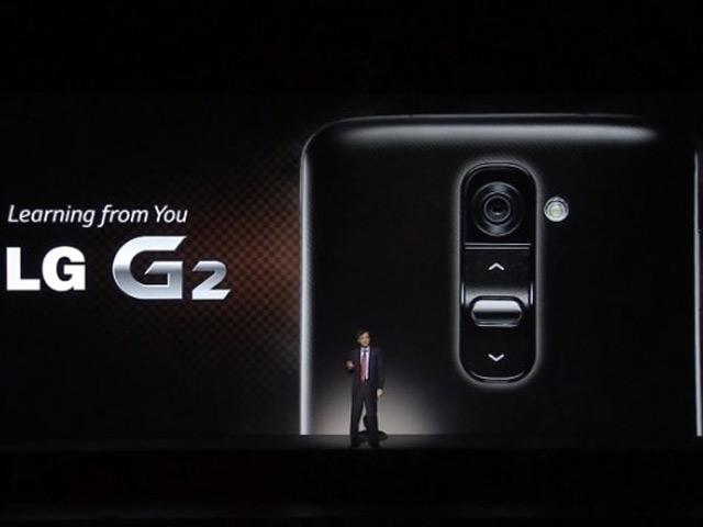 LG G2 : une seconde image
