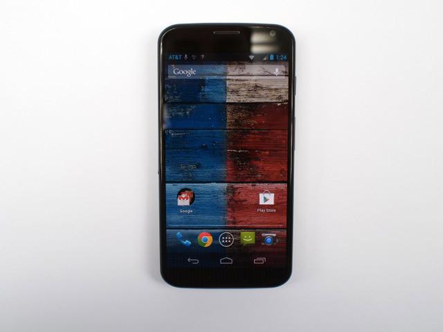 Moto X Officiel : une première image