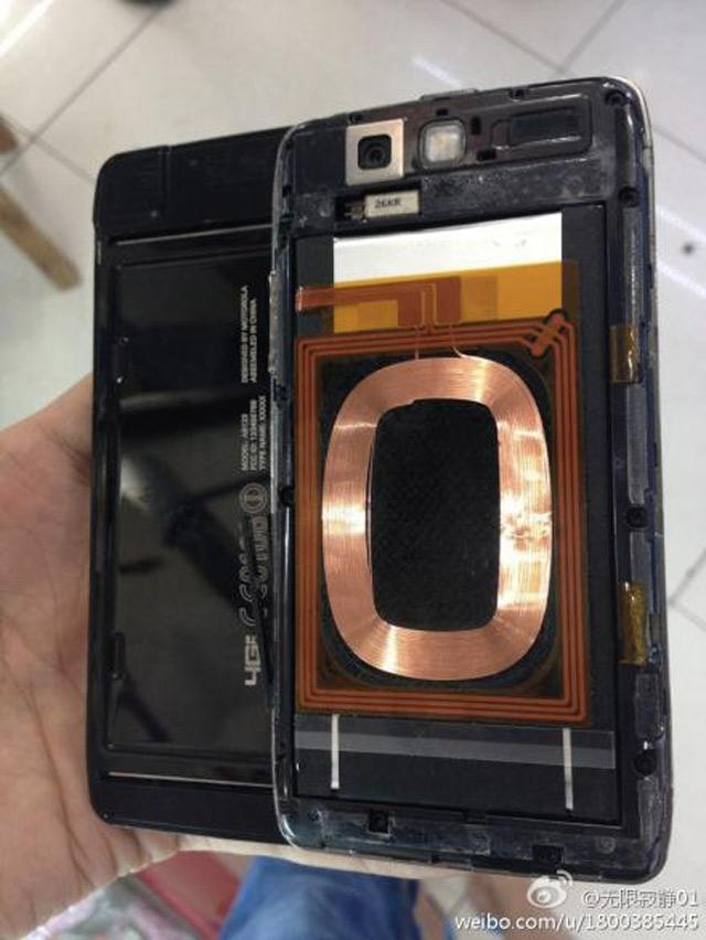 Motorola Droid 5 : une troisième image