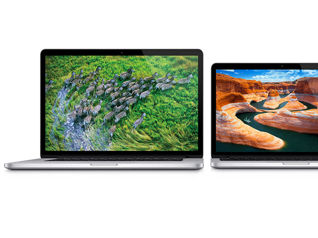 Nouveaux MacBook Pro Haswell