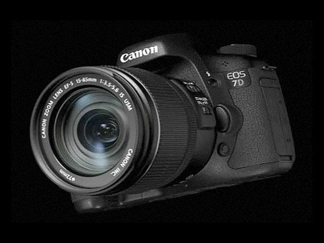Nouvelles spécifications Canon EOS 7D Mark II