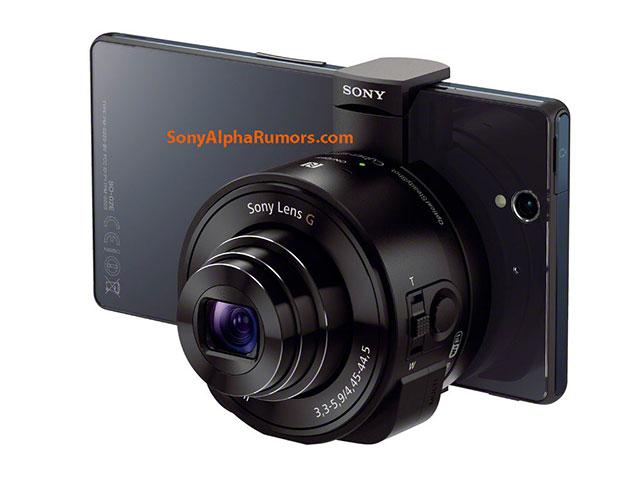 Objectifs autonomes Sony : une première image