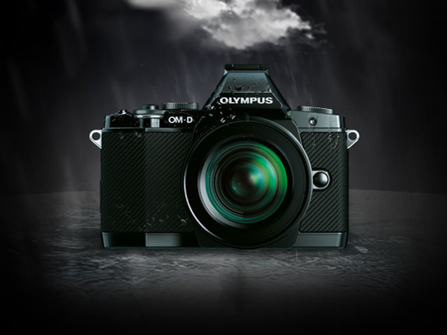 Olympus OM-D EM-7
