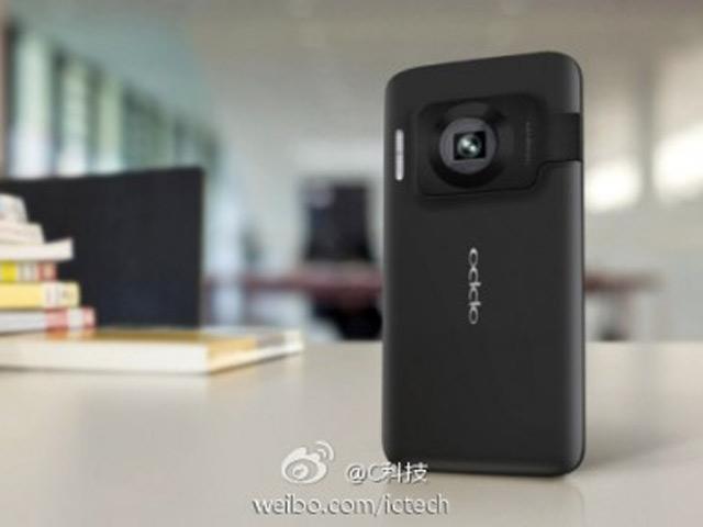 Oppo N-Lens N1 : une première image